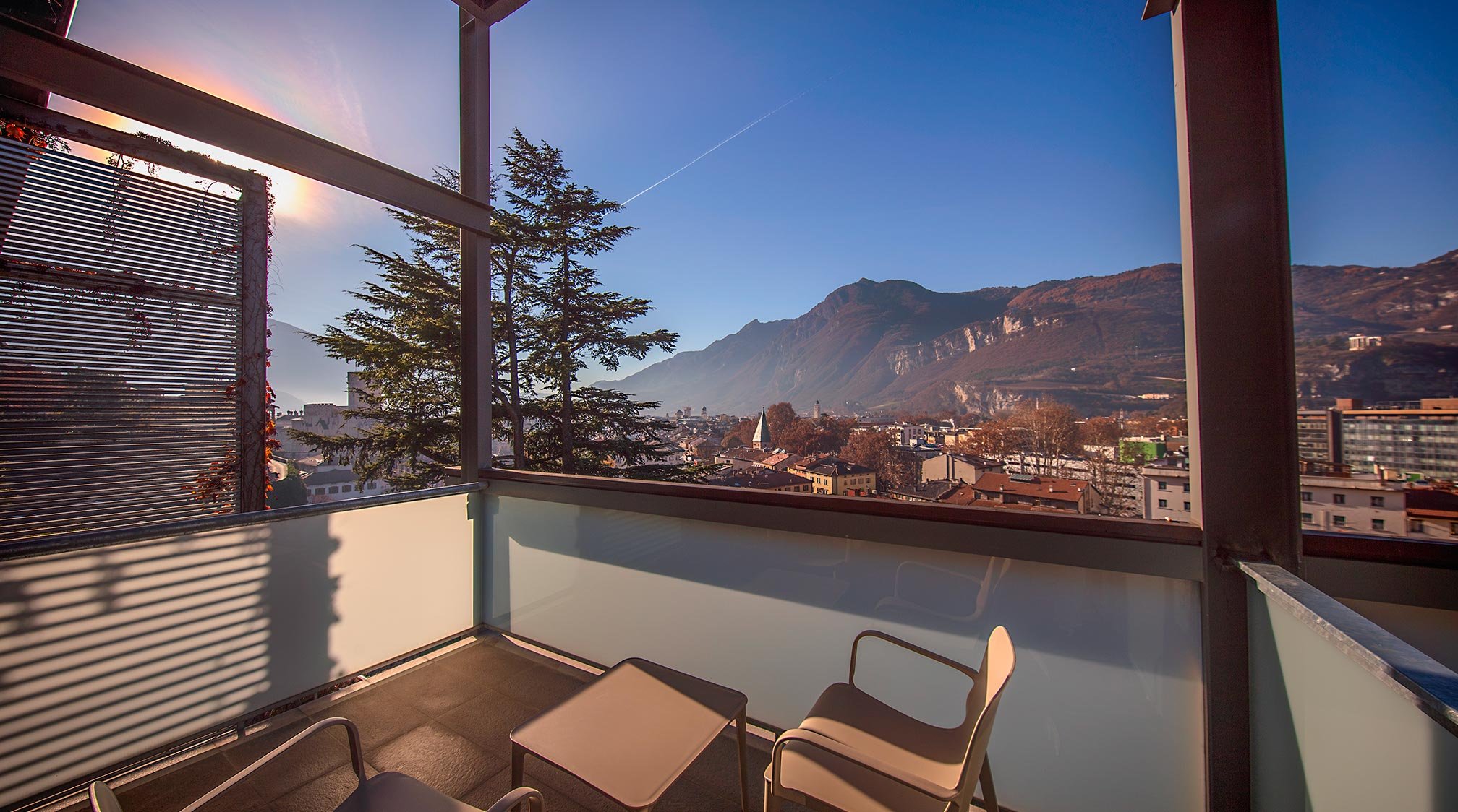 la villa B&B in trento